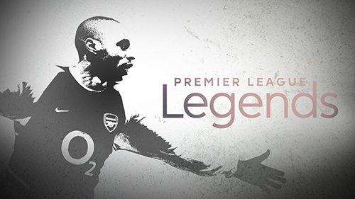 Premier League Legends Simon Webster